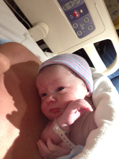 Welcome to the world Drew Avery Baugher:)