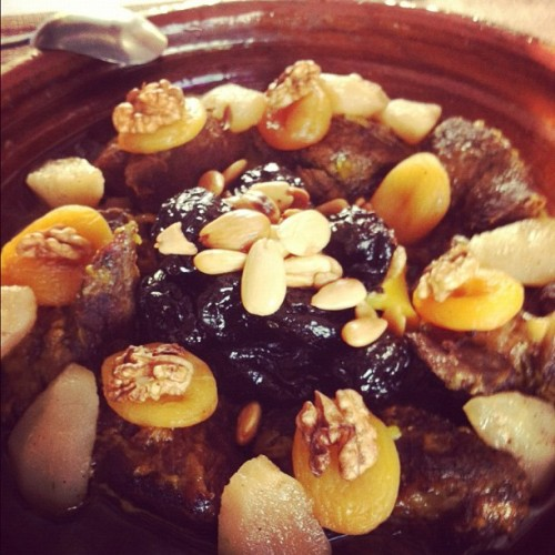 foodiewithin:  Tagine in #Morocco #dailyfoodie! (Taken with instagram)