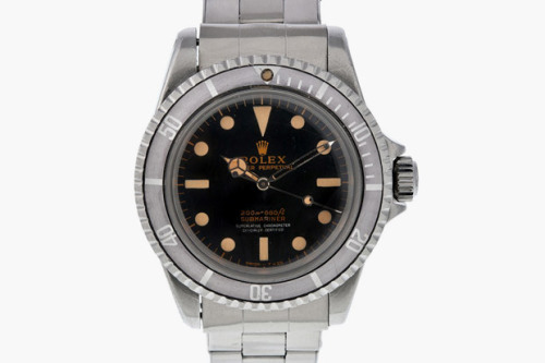 This #Rolex #Submariner Represents An Important Piece Of Diving History. Bob Barth, The Legendary Diver Not Only Dove With This Submariner But Also Pioneered The #Seadweller - #Dive binnielove:  Big Face Rolie…. Bob Barth SEALAB Rolex 5512 Submariner