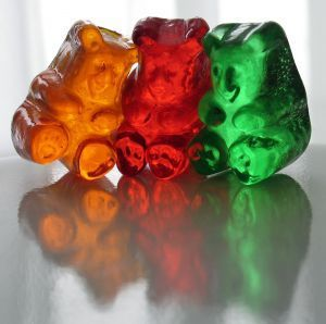 Google Image Result for http://www.sxc.hu/pic/m/s/ss/sskies/263618_gummy_bears.jpg on We Heart It. http://weheartit.com/entry/28476331