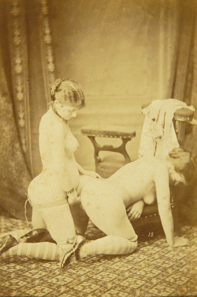 I have deep penetrating feelings I've posted this before. c.1890