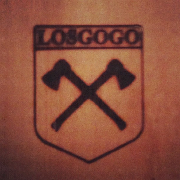 Los Gogo  - made in Chile #classy #deck #chile  (Tomada con instagram)