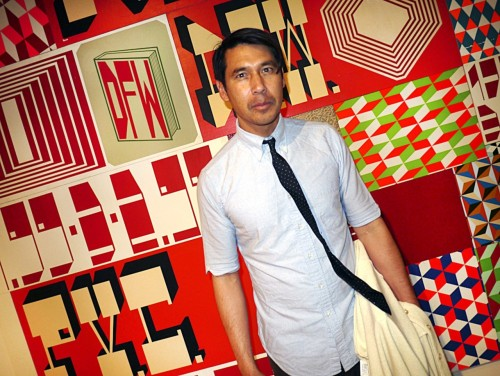 Thank you Purple magazine for publishing my Barry McGee photo story today in their Purple Diary! Photos by Brad Elterman