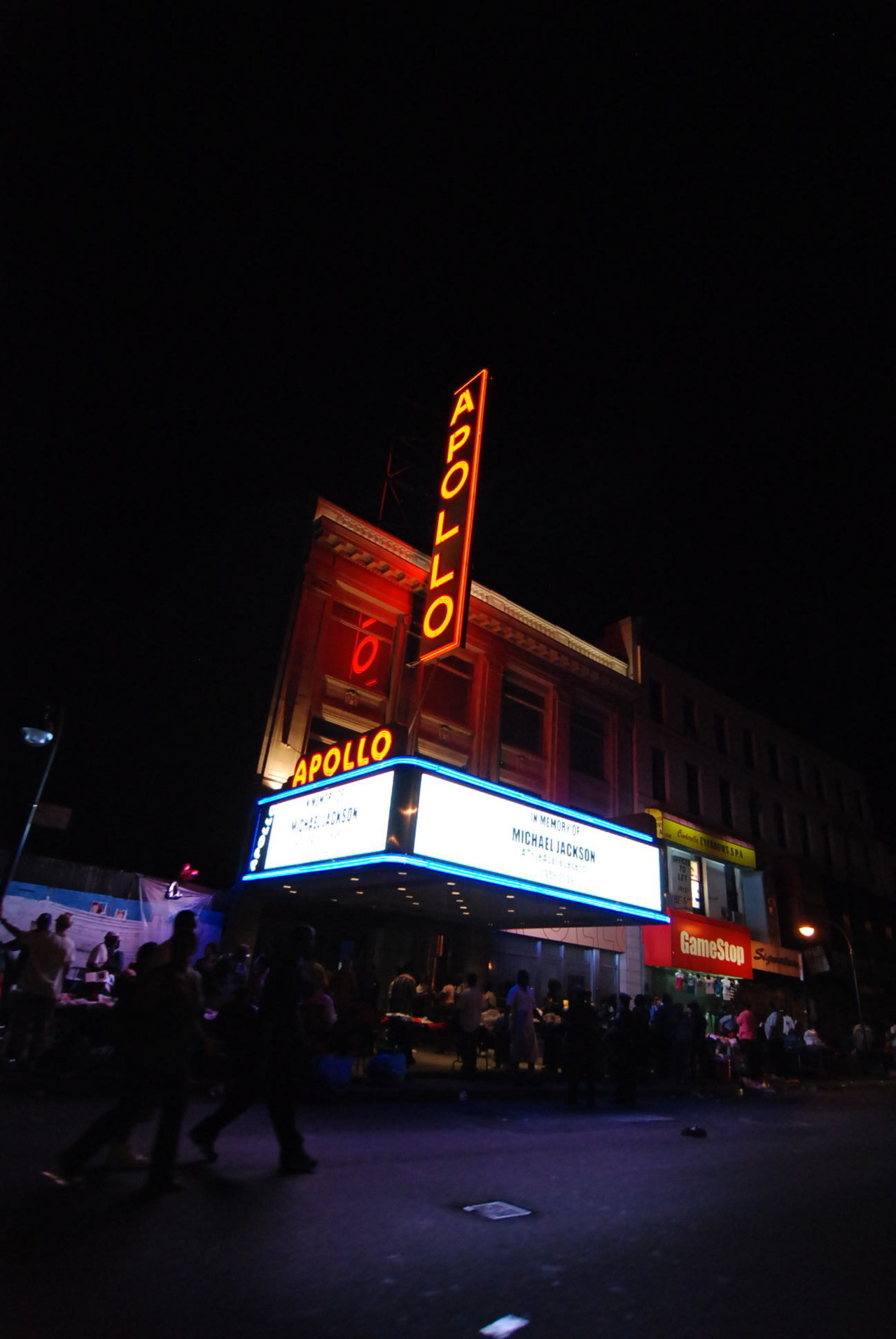 Apollo Theater Harlem | NYC © CHRIS HYUN CHOI