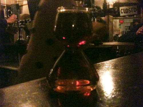 4/18 - Pretty classy way to drop a Jager bomb? No? The Torriano - Kentish Town