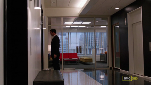A rise from the ashes? Or just existential wonder? Mad Men S5 Ep 8