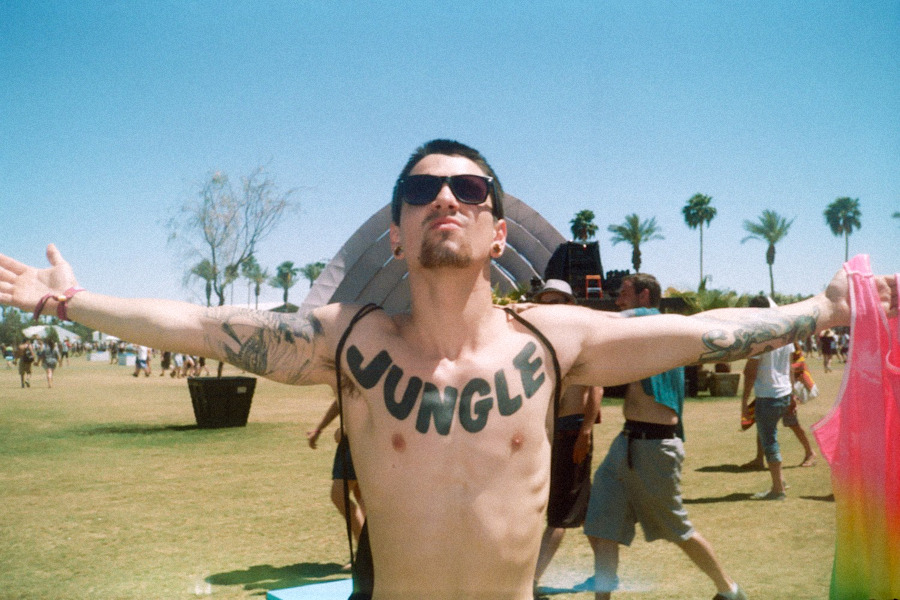 favila:  jungle tattoo - coachella 2012