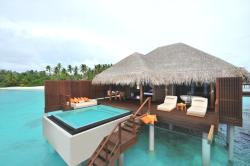 audreycoco:  AYADA Maldives is a brand new awe-inspiring destination comprising an opulent 112 villa resort located on the 150,000 square meter paradise island of Maguhdhuvaa in the stunning Gaafu Dhaalu Atoll due to open in November 2011.