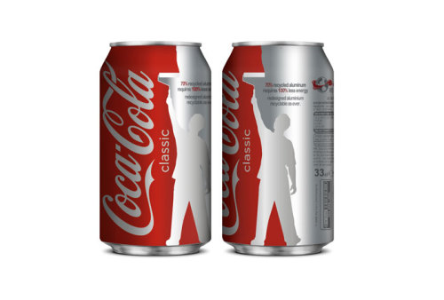Came across this and it made me smile, good thinking Coca-Cola!