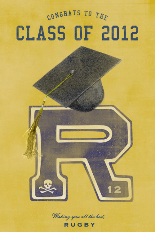 Hats off to the Class of 2012
