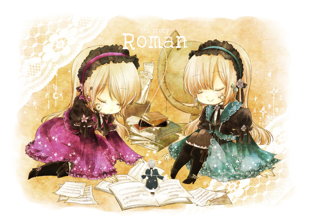 animelolitas:  Roman (Sound Horizon).