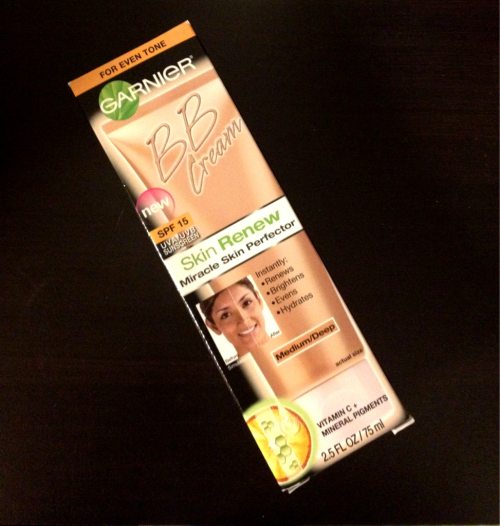 Yesterdays's purchase from CVS. Let's see how this stacks up on my sensitive skin.