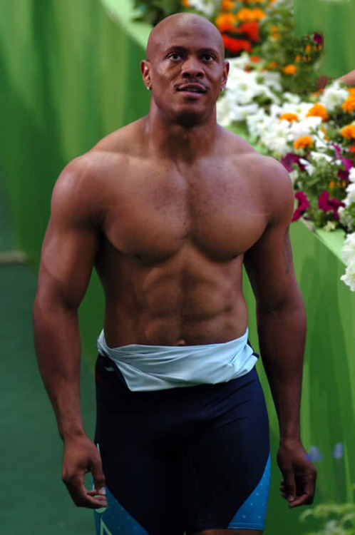 blackdaddyissues:  Maurice Greene
