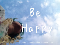 Be happy c: