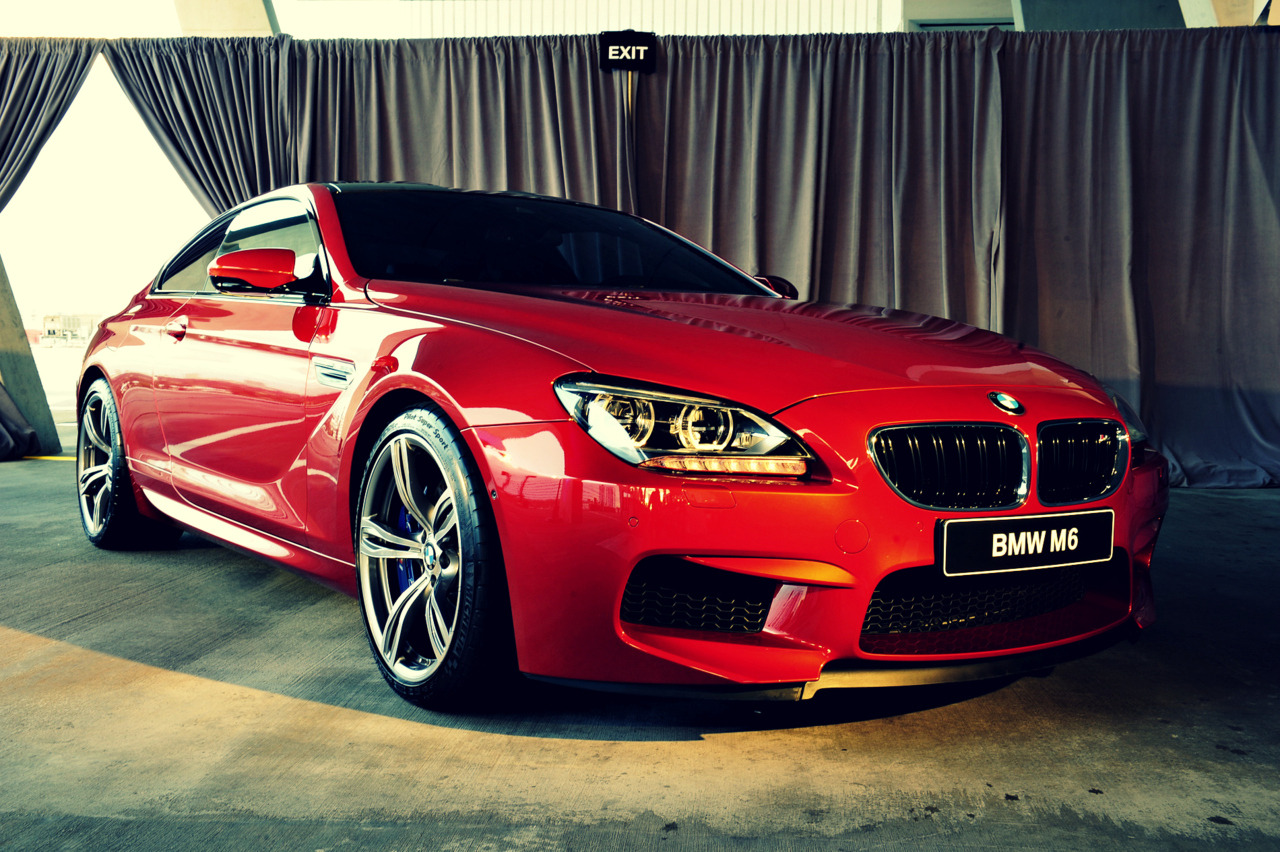 BMW M6 Coupe (F13) in Sakhir Orange Metallic  A gentleman's sports car