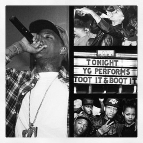 mzjunebwn:  Bow Wow, YG, and Teyana Taylor at Cameo Nightclub!!!