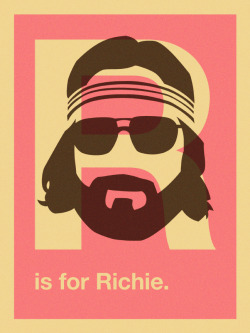 R is for Richie