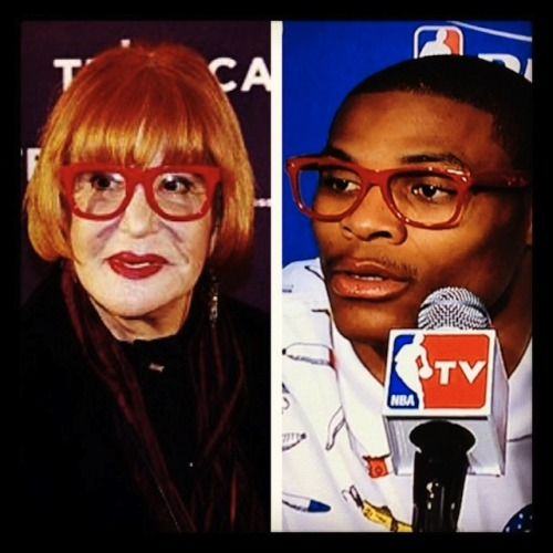 Sally Jessy Westbrook in the building. via @ArashMarkazi