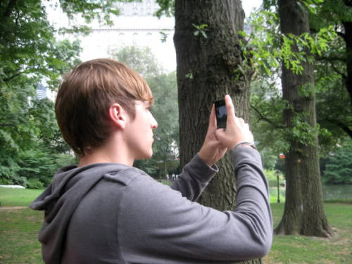 gokartmozart:  taking pictures of nature… TYPICAL