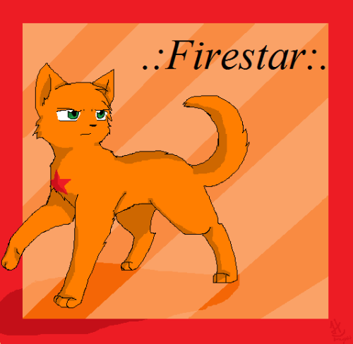 Firestar (Warrior Cats Series) Does anyone will for Firestar to be in the show? ;-;