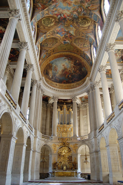 (via Habitually Chic®: Revisiting Versailles)