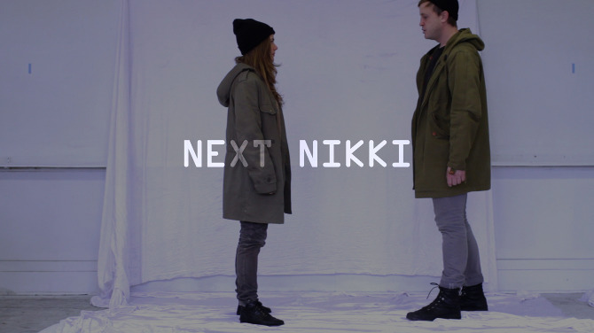 Next Nikki by make pretend