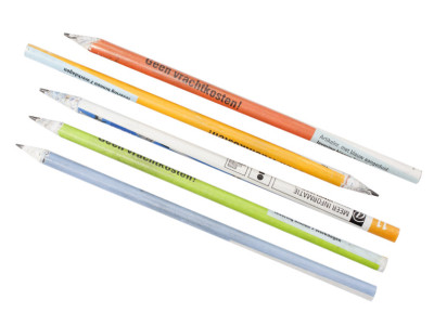 Paper pencils by Droog