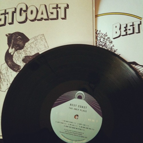 rookiemag:  new best coast is so good, you guys! <3 tavi