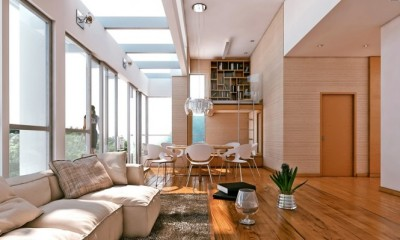 homedesigning:   via Living and Dining
