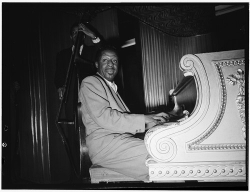 Erroll Garner, American jazz pianist: June 15, 1921 – 1977…