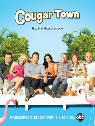 I am watching Cougar Town                                                  108 others are also watching                       Cougar Town on GetGlue.com