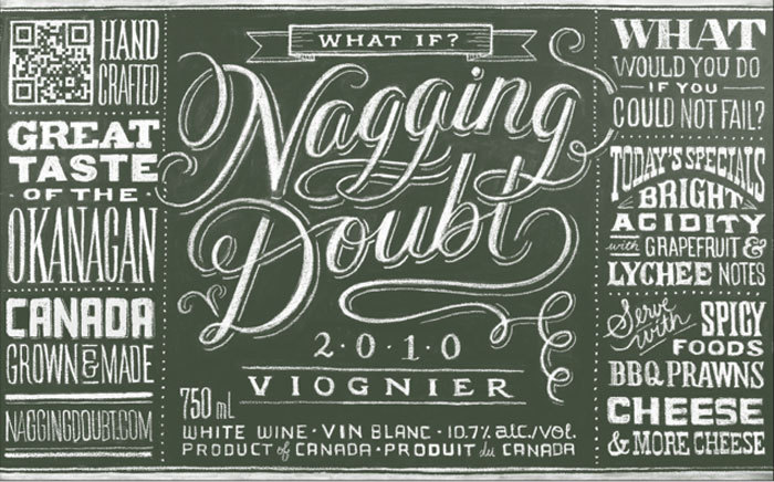 (via Nagging Doubt - The Dieline - The #1 Package Design Website -)