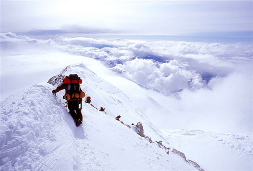 mountains-life-bros:  I am sooooo excited mountainousness:  17K Ridge Walk…..Alaska Style by photo61guy on Flickr.