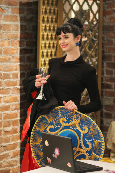 Krysten Ritter, more specifically, Chloe…. is my spirit animal!