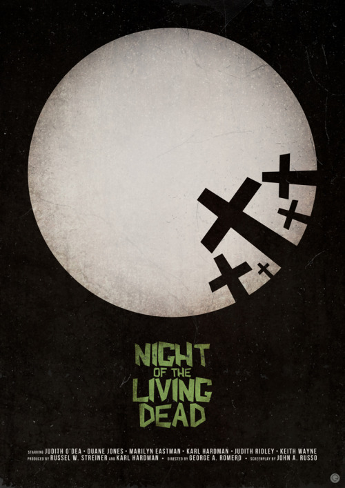 Night of the Living Dead by Guillaume Vasseur