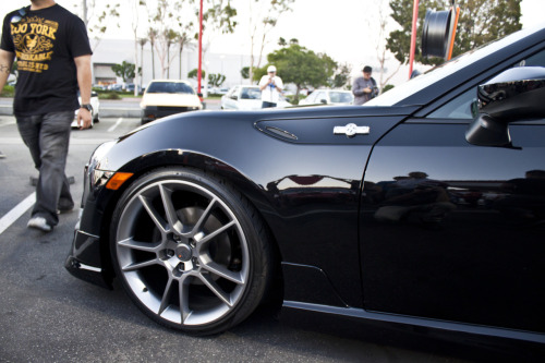 liveavidly:  2013 Five Axis Scion FR-S at Penske Toyota Scion, Scion FRS Meet and Greet Car Meet @ Penske Toyota Scion of Downey, California.
