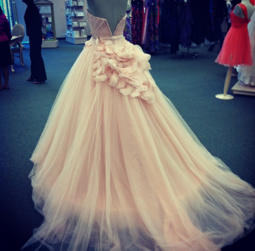 girleyfashion:  My dress
