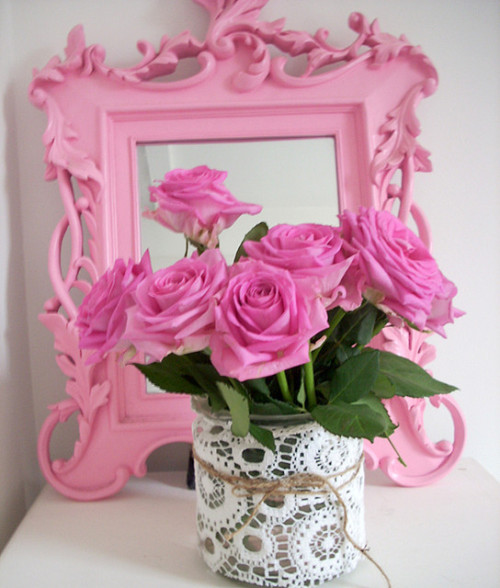 Pink & Rosy by Raggedroses on Flickr.