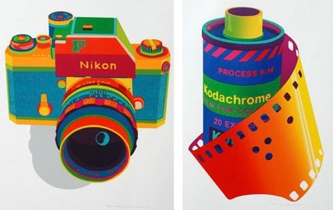 photograpghy. / the colorful work of anne laddon