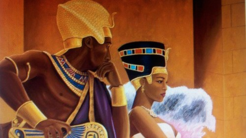 From your African heritage you all are sons of Kings & Queens or Prince & Princess. Take up your throne from where u make it. Operate in the Royalty mentality. You are Royalty. Loyalty is a must for all races to build and continue to move foward. Reverse the curse and pull resources together and work together in the common interest of our ppl. There is nothing we can't do together when we are on the same level.