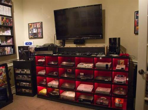 the ultimate gaming cabinet  画