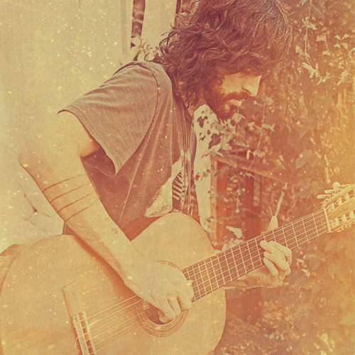 Devendra Banhart - photographed by Neil Krug