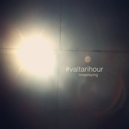 playing #valtari at #valtarihour #sigurros (Taken with instagram)