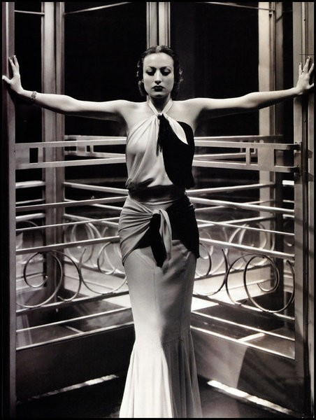 Joan Crawford, 1932.