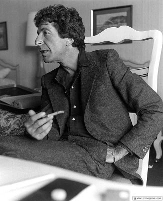 Leonard Cohen of the Day