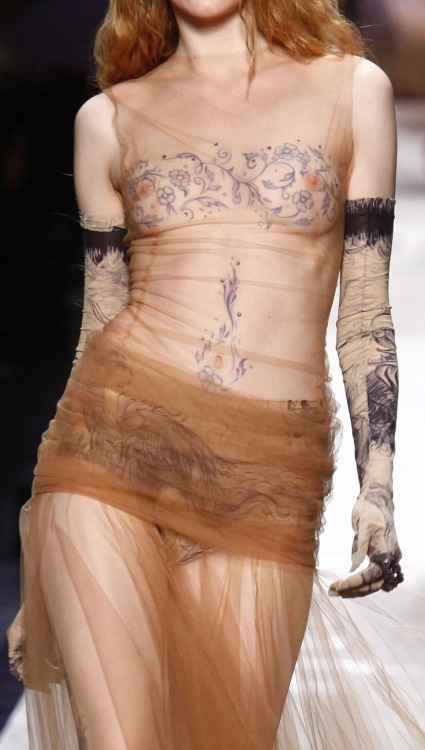lasirenemarion:  Jean Paul Gaultier 2008