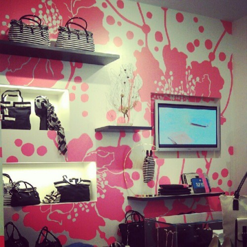 A good first stop! (Taken with Instagram at Kate Spade New York)