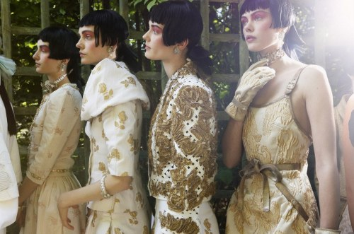 frugrut:  waiting Chanel Cruise Resort 2013