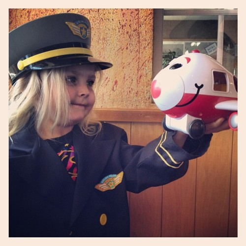 And we are the dreamers of dreams….. #kid #dreams #preschool #airplane #inspiration  (Taken with instagram)