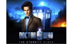 'Game-On' of the day!  'Doctor Who: The Eternity Clock' For PS3 Hits Stores on May 23!   There will also be a Playstation Vita version that will be released on June 13.